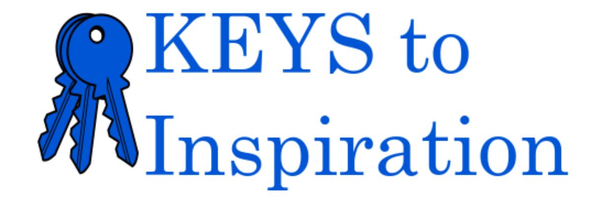 Chei de inspiratii | Keys to inspiration