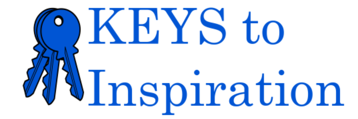 Chei de inspiratii | Keys to inspiration
